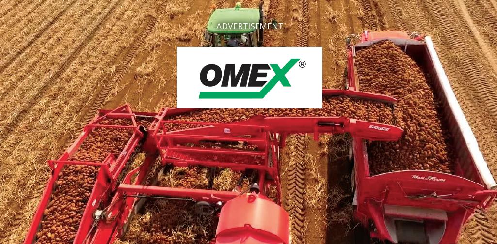 OMEX March Spudman Potato Playbook
